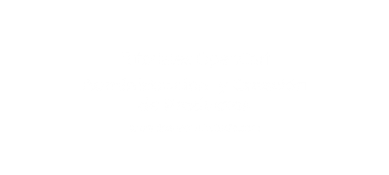 How to administer products in OpenCart?